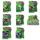 Mega Bloks Ninja Turtles Baukasten Display