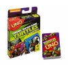 UNO Teenage Mutant Ninja Turtles - Kartenspiel